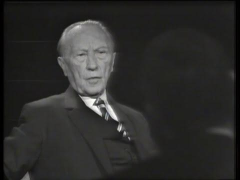 Günter Gaus im Gespräch mit Konrad Adenauer/ Interview with English subtitles (1965)