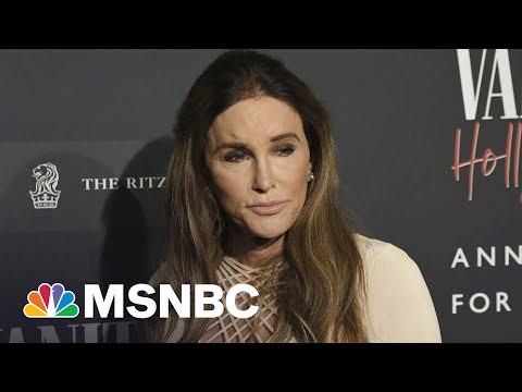 Caitlyn Jenner Announces She Is Running For Governor Of California | Hallie Jackson | MSNBC