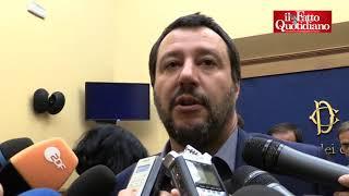 """Sicilia, arrestato il neoeletto Cateno De Luca, Salvini: """"Si era proposto a noi per portarci voti"""""""