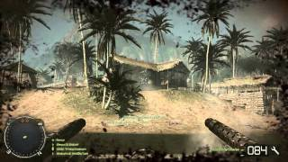 Battlefield Bad Company 2 Vietnam: Gameplay - Teil 1 PC [HD]