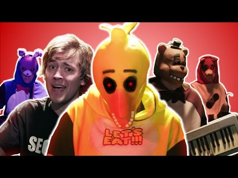 ♪ DON'T JUMPSCARE ME - FNAF Song / Five Nights At Freddy's Parody