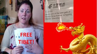 ANOTHER MAIL FROM CHINA / JAN FAMILY'S RESPONSE! / MUST SEE!!