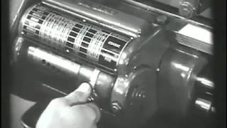 How to Cut a Fine Thread on a Lathe (Training Film)