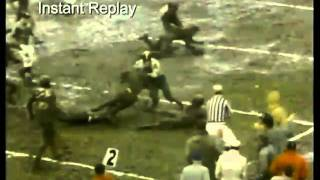 Nutley Football Mud Bowl 1st Half 1957.mov