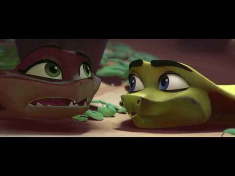 SAHARA Official Trailer 2017, Animation Movie HD