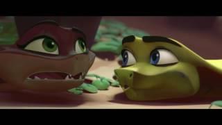 SAHARA Official Trailer 2017, Animation Movie HD