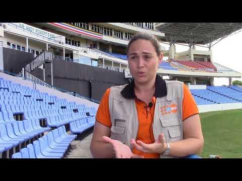 ANTIGUA & BARBUDA: Verena Bruno, GBV in Emergencies Specialist  on UNFPA post-hurricane support