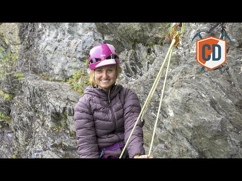How To Use A Tag Line With Brette Harrington | Climbing Daily Ep.963