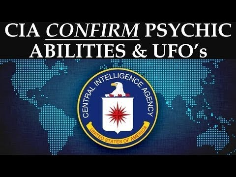 CIA Document Shows Your Psychic Abilities Are Increasing