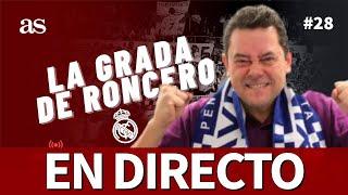 REAL MADRID-CHELSEA I EN DIRECTO RONCERO CON LAS ALINEACIONES | AS