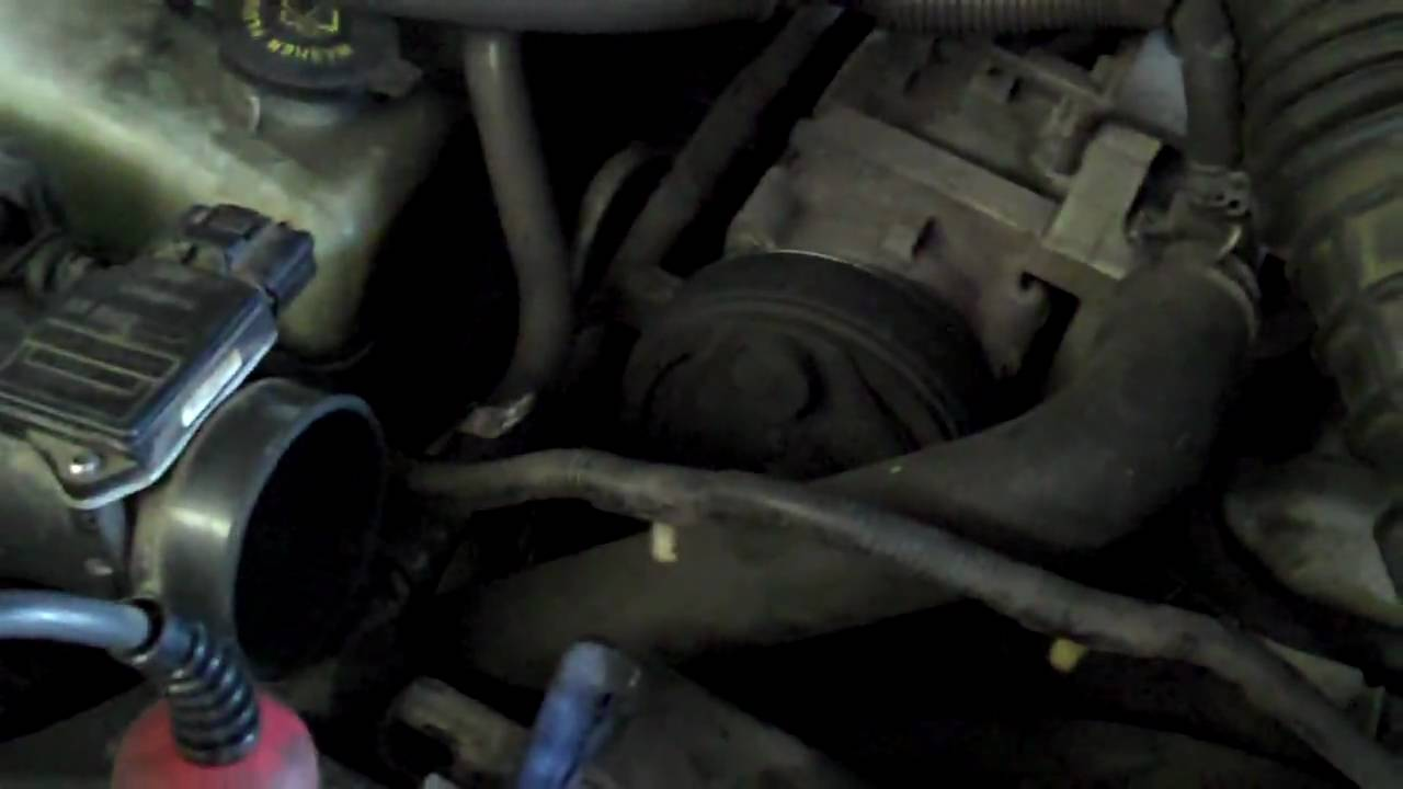 ford ranger 23l engine diagram cooling hose [ 1280 x 720 Pixel ]