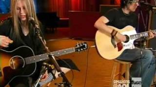 avril lavigne sk8er boi sessions at aol 2004