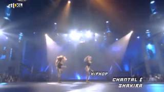 SYTYCD The Next Generation Chantal en Shakira