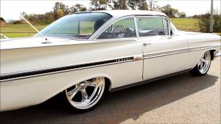 1959 Chevy Impala 409 Four Speed