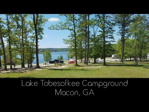 Lake Tobosofkee Campground And Recreation