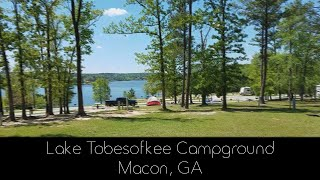 Lake Tobosofkee Recreation Area