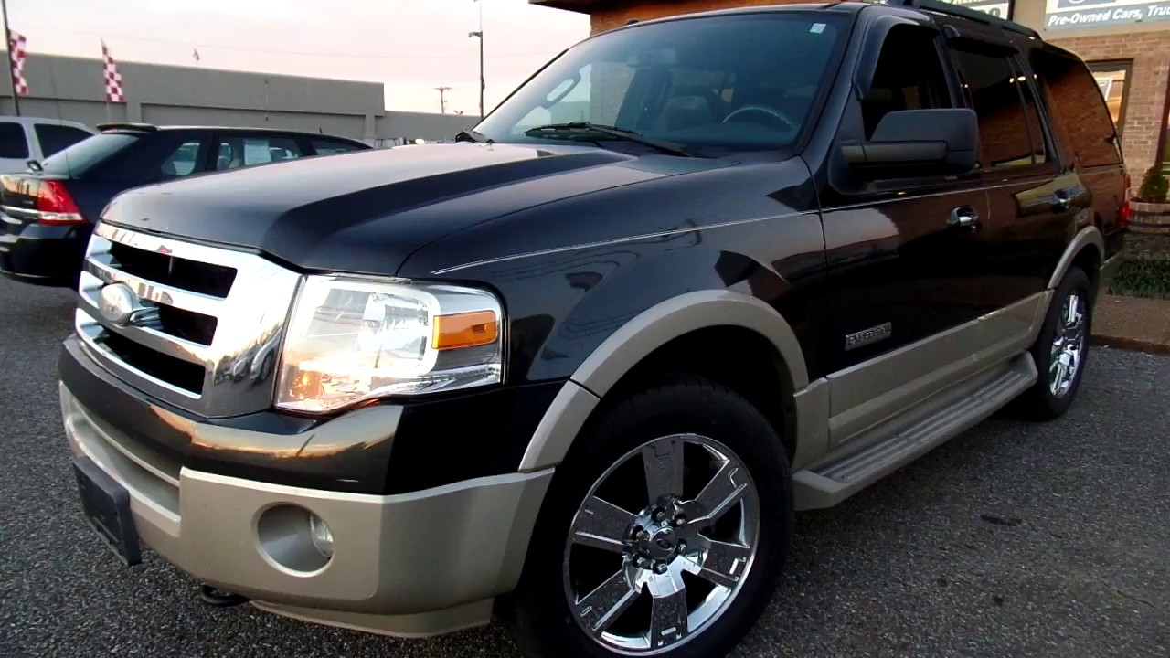 2007 ford expedition eddie bauer edition youtube. Black Bedroom Furniture Sets. Home Design Ideas