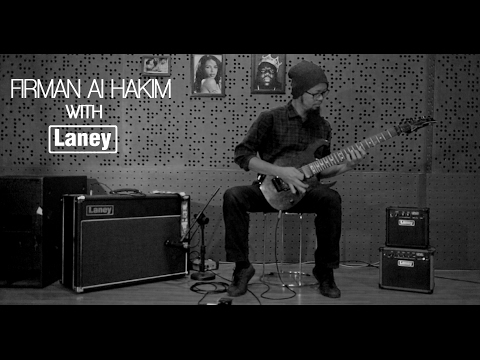 Firman Al Hakim with LANEY Amplifier (Solo gitar)