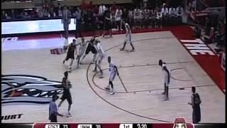 unm men s basketball highlights vs south dakota state 12 22 2012 wmv