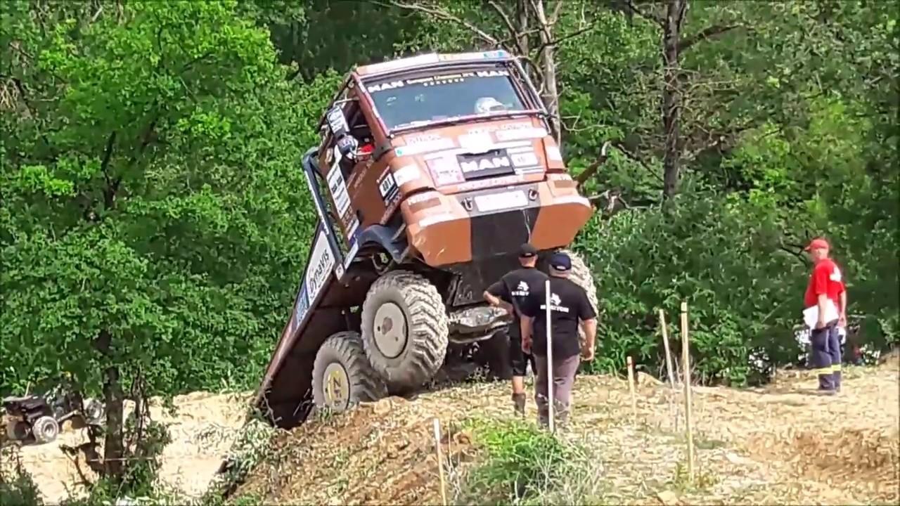 European truck trial montalieu 2017