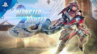Marvel vs. Capcom: Infinite – Monster Hunter Gameplay Trailer | PS4