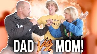 WHO'S THE BETTER PARENT?! (divorced rivalry)