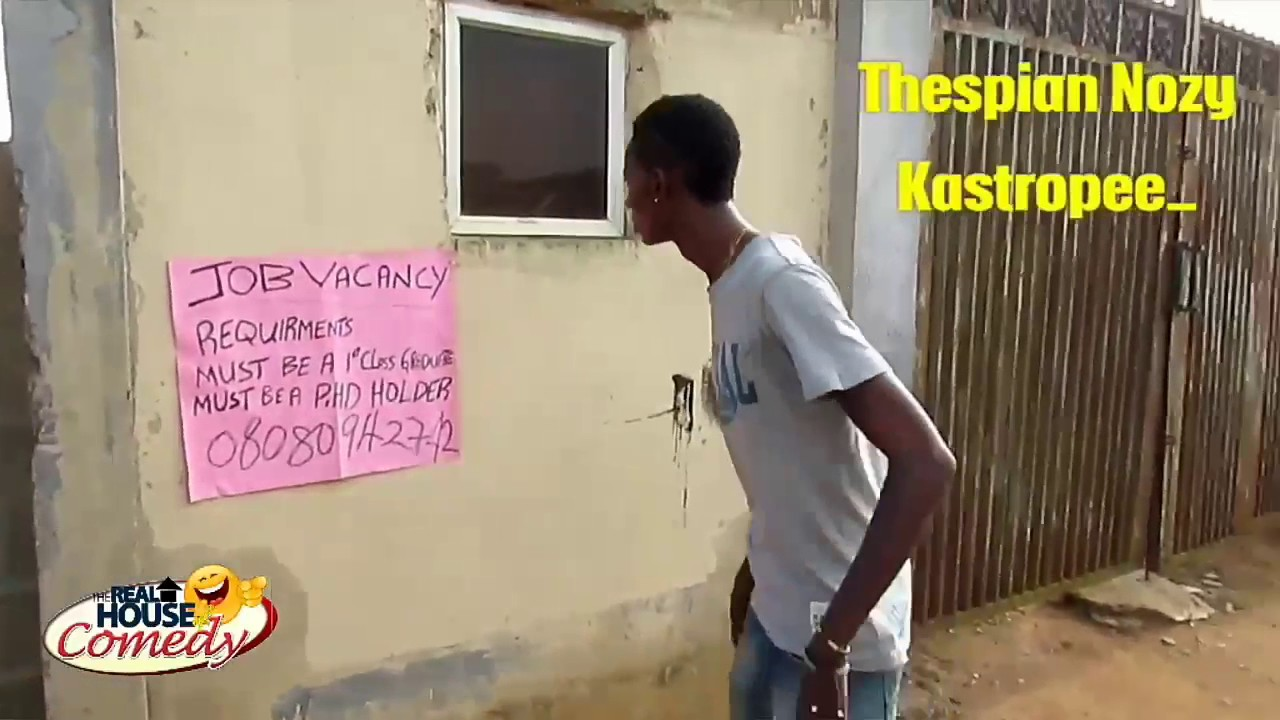 Download The Job Interview (Real House Of Comedy) (Nigerian Comedy)