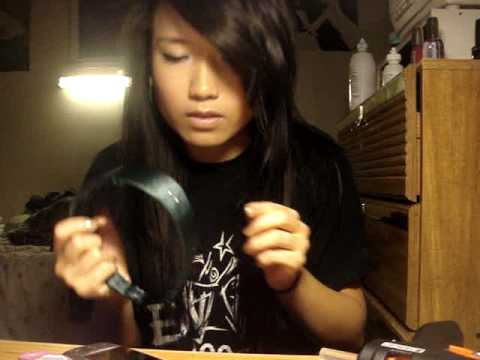 How hanh makes holiday headbands part 3/4