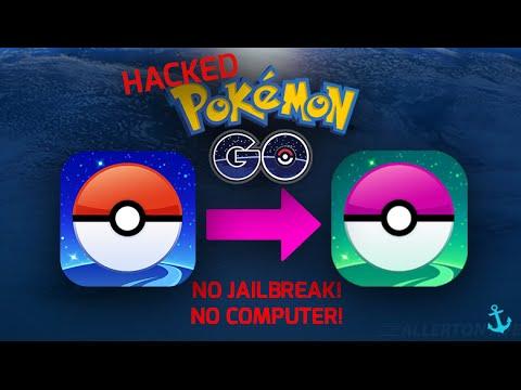 *NEW* HACKED POKEMON GO iOS 9 & iOS 10! (NO COMPUTER / NO JAILBREAK!)