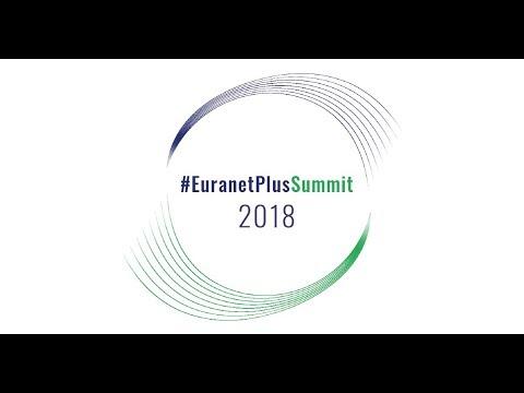 #EuranetPlusSummit 2018: Recording of live stream