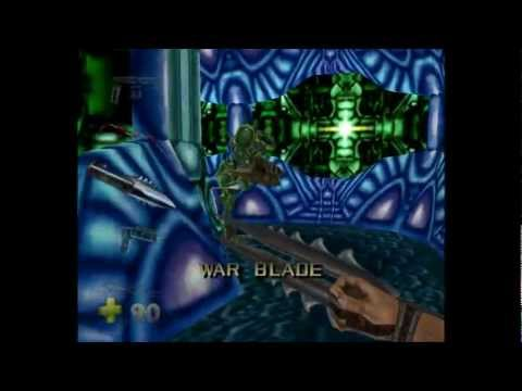 Turok 2 - Seeds of Evil: Level 5 - Part 1/2 [HD]