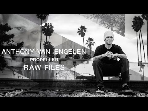 "Anthony Van Engelen's ""Propeller"" RAW FILES"