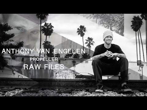 Anthony Van Engelen's 'Propeller' RAW FILES