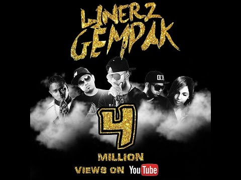 LINERZ GEMPAK - Official Music Video