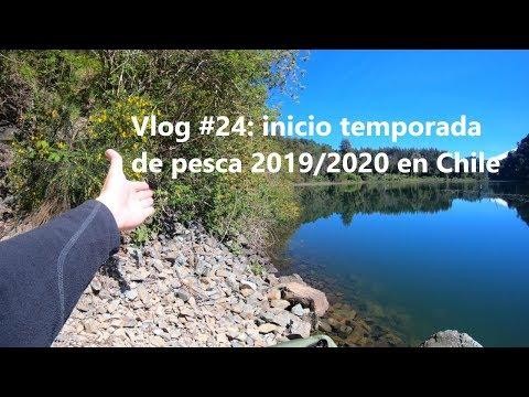 Vlog #24: Inicio Temporada De Pesca 2019/2020 En Chile