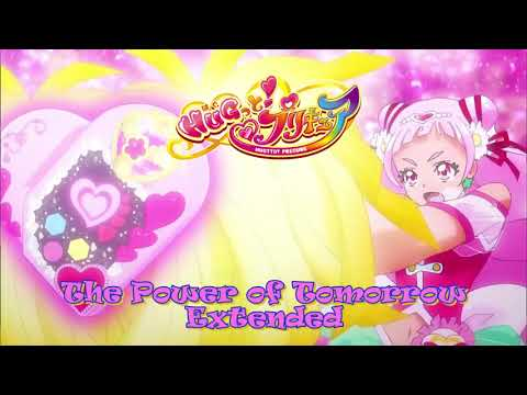 The Power of Tomorrow - Hugtto Precure Music Extended