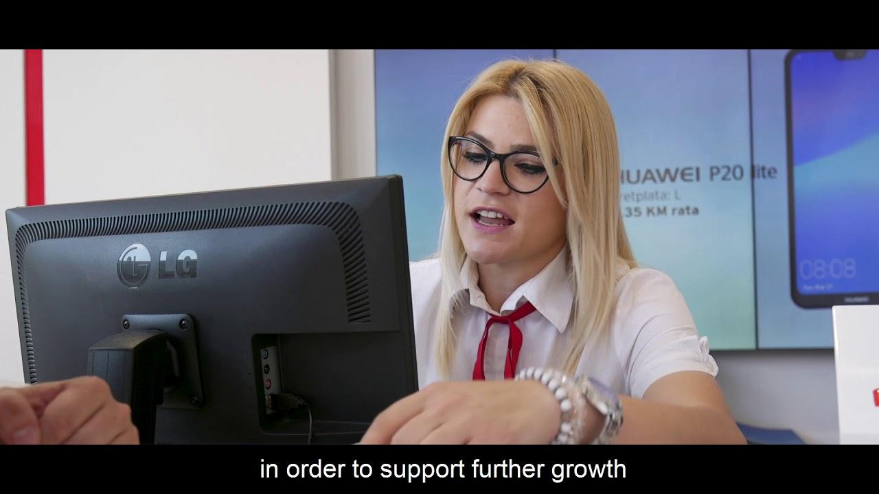 IPTV multiscreen platform with TV apps for Mtel a d  Banja Luka