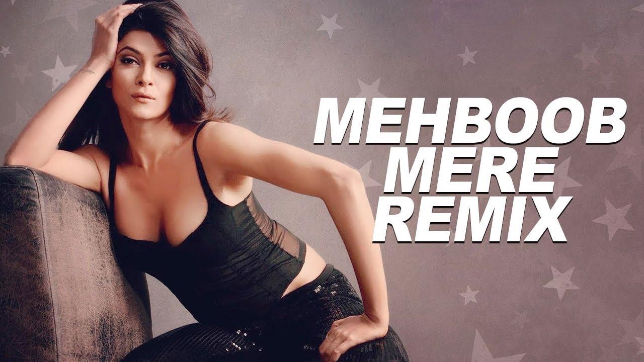 Mehboob Mere (Remix) - DJ Harsh Mahant