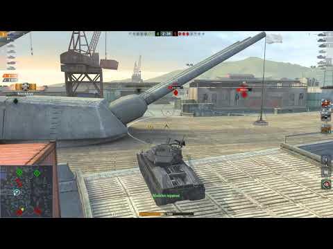 T28 Defender 6272DMG 6Kills | World Of Tanks Blitz | Cristinel_Pro