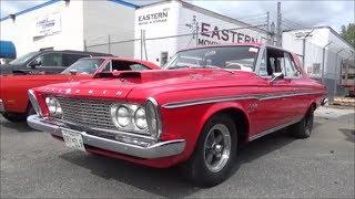 1963 PLYMOUTH SPORT FURY 426 MAX WEDGE DGTV CARS