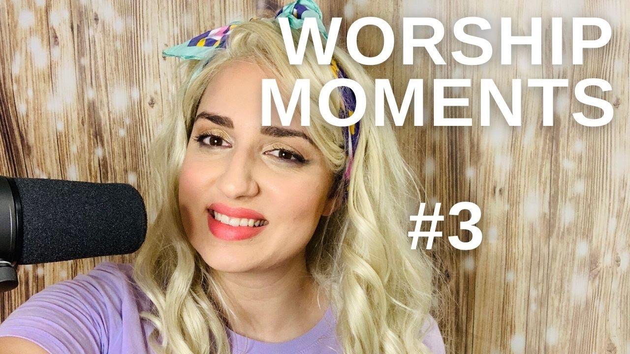 WORSHIP MOMENTS #3 (All I Need - Rita Springer) Adoracion Espontanea Por Belen Losa