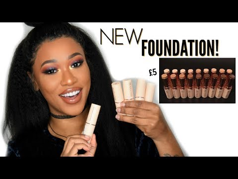 FAST BASE FOUNDATION STICKS! | MAKEUP REVOLUTION