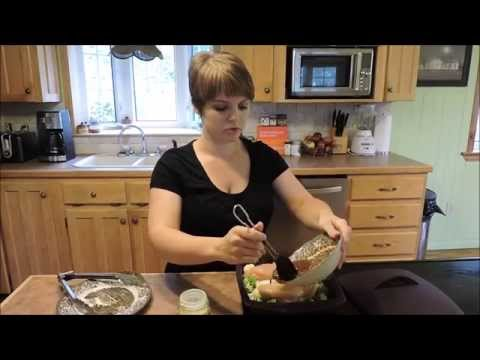 Quick Chicken Recipe (Mexi-Cali - Epicure Steamer)