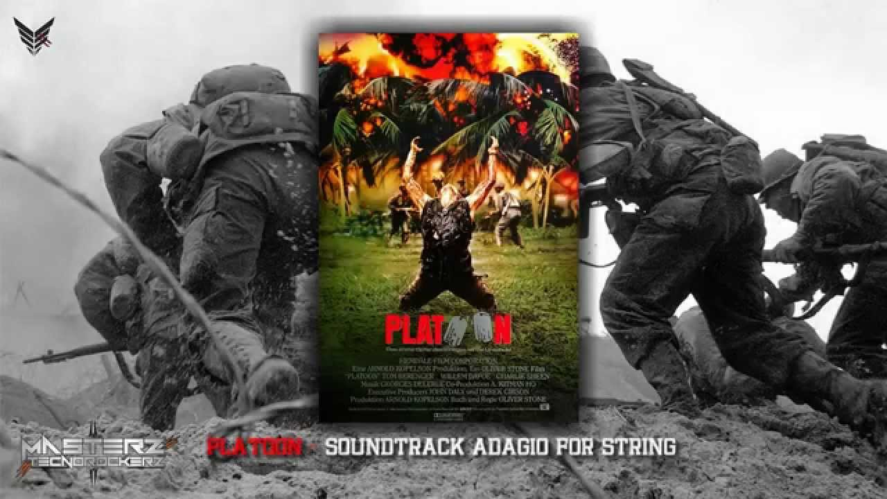 Image result for platoon adagio for strings