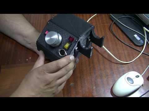 Сверлилка мини дрель своими руками для печатных  плат, корпус сделан на 3Д принтере.