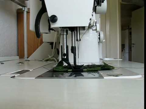 Compound Feed Sewing Machine