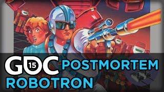 Classic Game Postmortem: Robotron: 2084