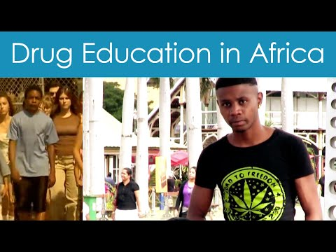 Drug Education & Prevention in Africa - Scientology Voice for Humanity