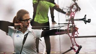В Харькове прошел финал Всеукраинского соревнования по стрельбе из лука