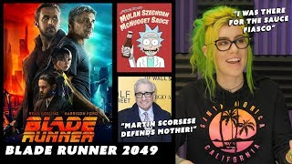 Blade Runner ► Rick and Morty Sauce ► Martin Scorsese defends Mother! streaming